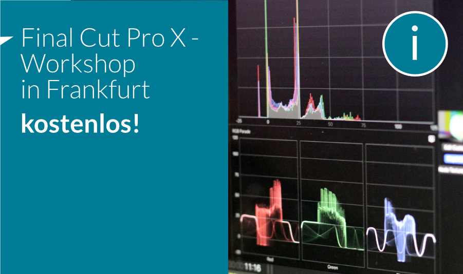 FCPX Workshop Frankfurt
