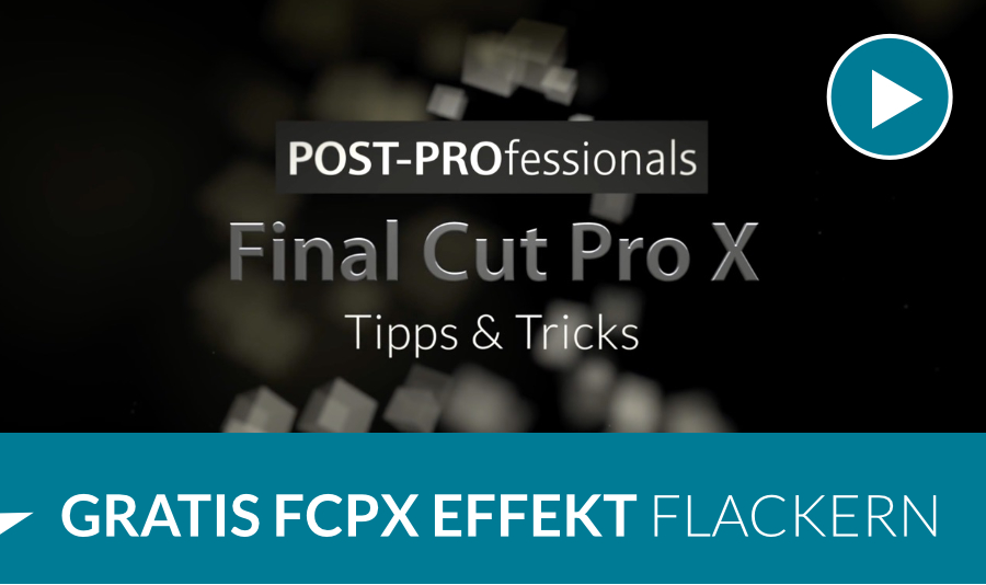Gratis FCPX Effekt